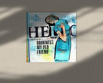 Hello Darkness My Old Friend von Feike Kloostra