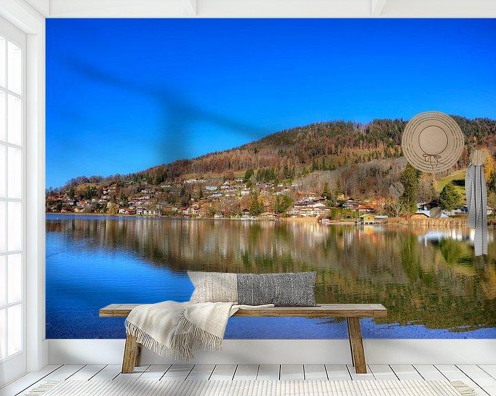 Beispiel fototapete: Leeberg am Tegernsee von Roith Fotografie
