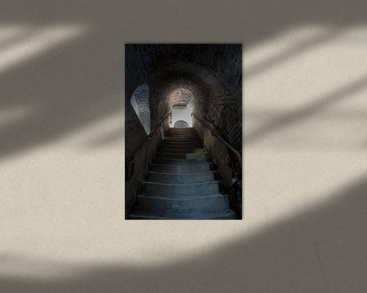 Beispiel: Stairway von Ooks Doggenaar