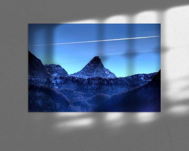 Impression: Vue depuis le chemin de randonnée Königssee sur Roith Fotografie
