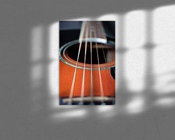 Gitarre von Helga van de Kar