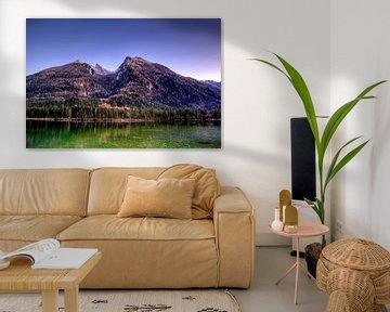 Bergwereld Berchtesgaden van Roith Fotografie