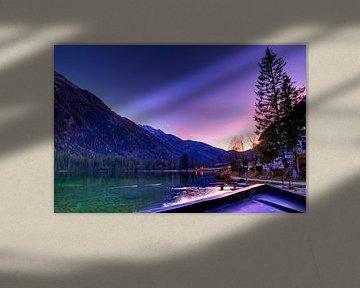 Zonsondergang op de boot van Roith Fotografie