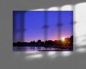 Sonnenaufgang Umag