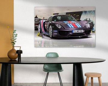 Porsche von Rob Boon
