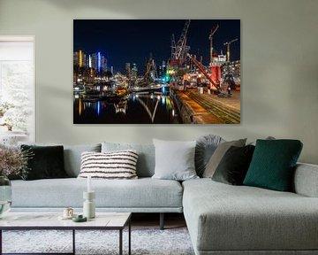 Maritimes Viertel Rotterdam von Jeroen Kleiberg