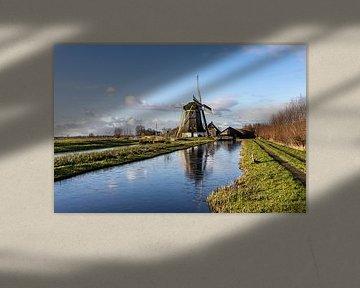 Le moulin du lac Les troubles sur Paul Veen