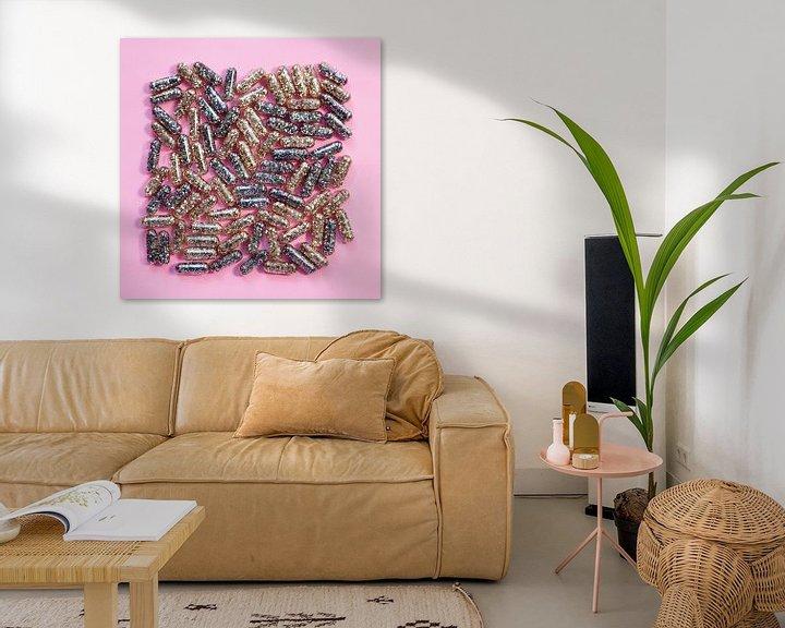 Sfeerimpressie: Vitamine G - Glitters // Roze // Goud // Regenboog van Nikki Segers