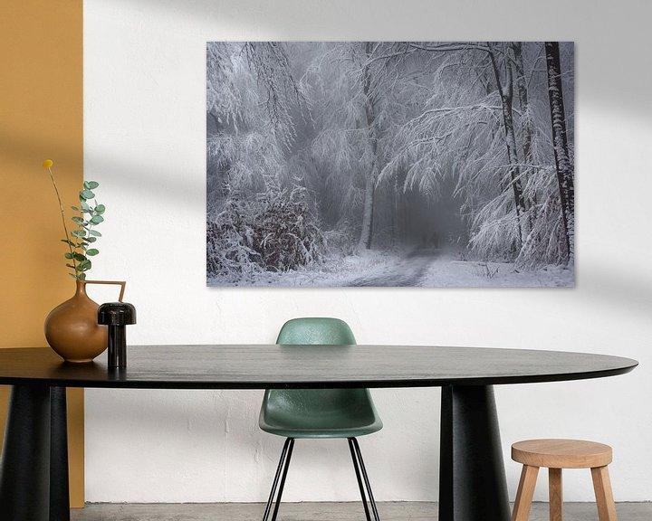 Sfeerimpressie: Soft Winter Magic. van Inge Bovens