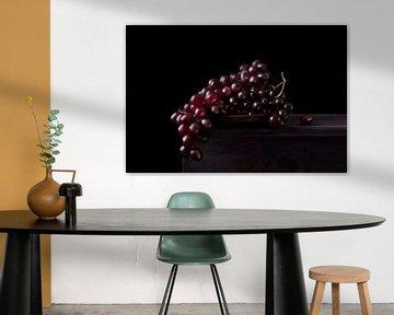 Weintrauben von Nina Avalon