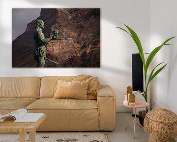 Valle Gran Rey, La Gomera van Peter Schickert