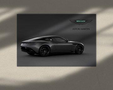 Aston Martin Shadow Edition, britischer Sportwagen von Gert Hilbink