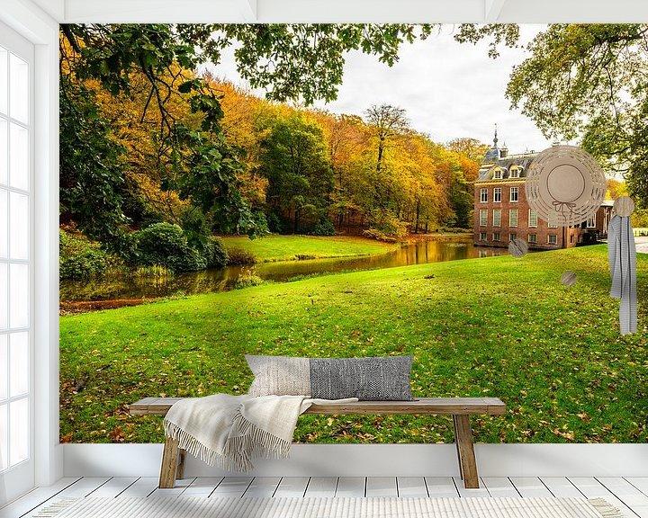 Sfeerimpressie behang: Arnhem Sonsbeekpark van Brian Morgan