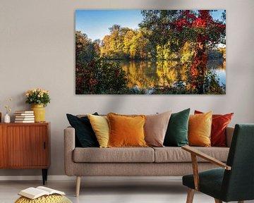 Herfstmeer van Thomas Heitz