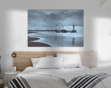 Scheveningen Pier van Stephen Young