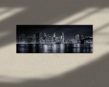 Skyline von New York von Tilo Grellmann | Photography