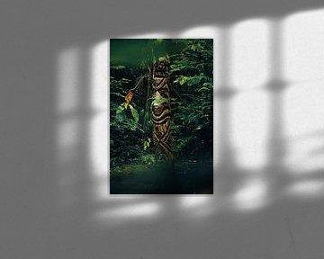 Totem, versteckt von Daniel Damnitz