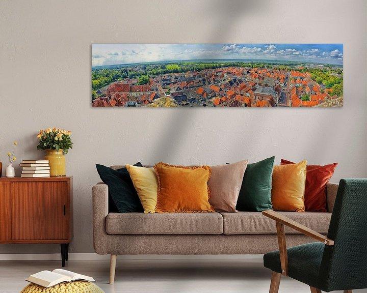 Sfeerimpressie: Panorama Elburg van Jessica Berendsen