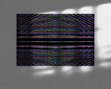 LED lampjes in vele kleuren van Wim Stolwerk