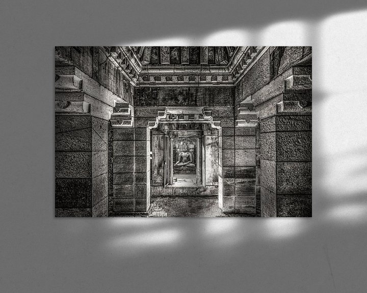 Sfeerimpressie: Oosterse tempel van Affect Fotografie