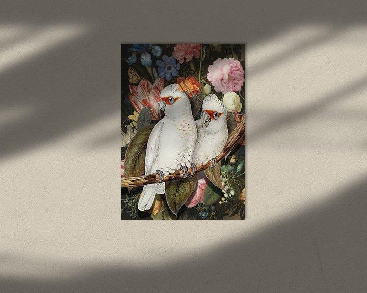 Sfeerimpressie: LoveBirds van Marja van den Hurk