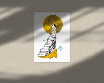Trap naar de Maan van Jolijn Ceelen