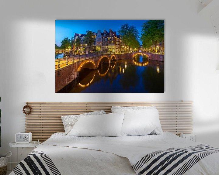 Impression: Keizersgracht, Amsterdam sur Sander Meertins
