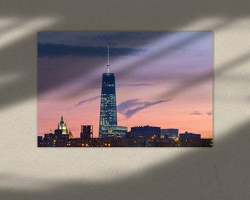 WTC ONE Gebäude (New York City) von Marcel Kerdijk