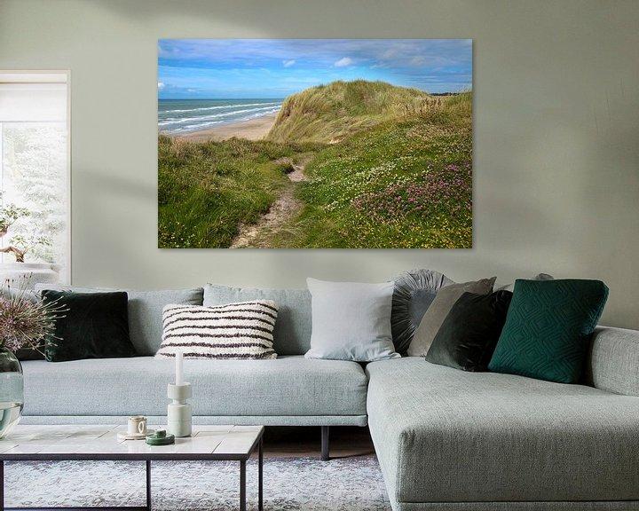 Beispiel: Küste von BVpix
