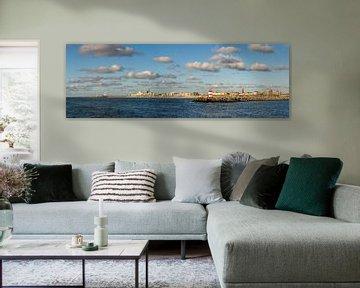 Scheveningen - Den Haag - Panorama van Martin Podt