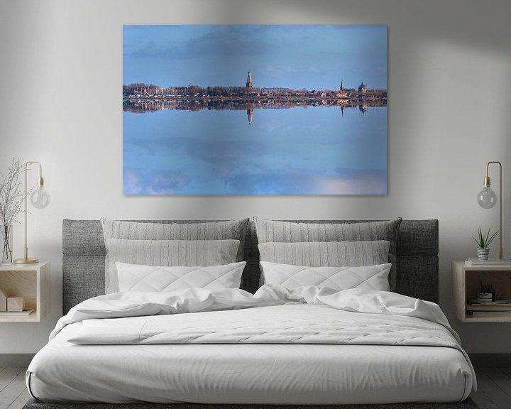Sfeerimpressie: Skyline Enkhuizen van Brian Morgan