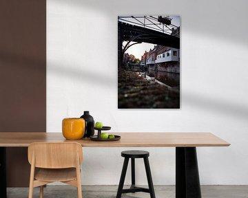 Hangende keukens van Martijn Werkman