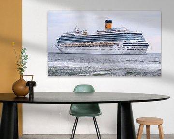 Cruiseship Costa Fortuna