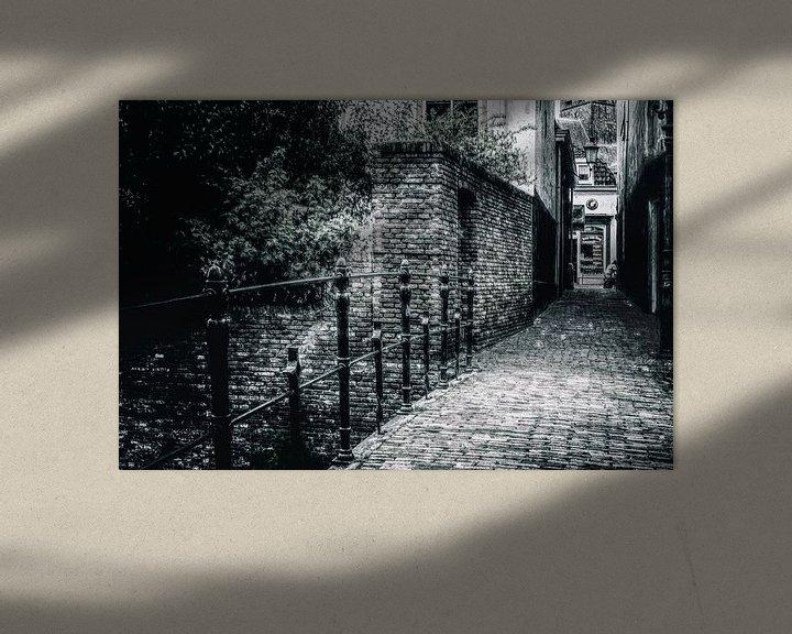 Sfeerimpressie: Amersfoort -7 van Dick Jeukens
