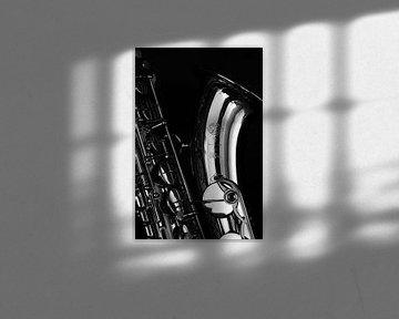 Selmer-Saxophon von Antoon van Osch