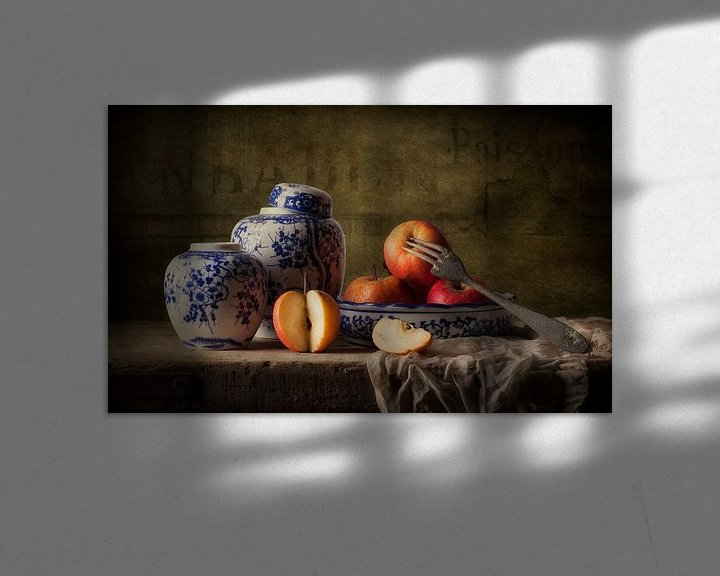Sfeerimpressie: Stilleven 78 van jejaka art