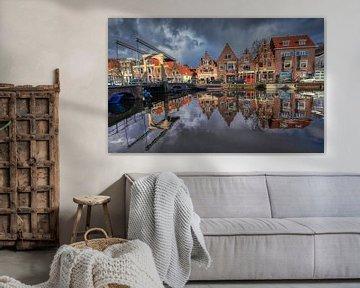 Hofstraat-Brücke von peterheinspictures