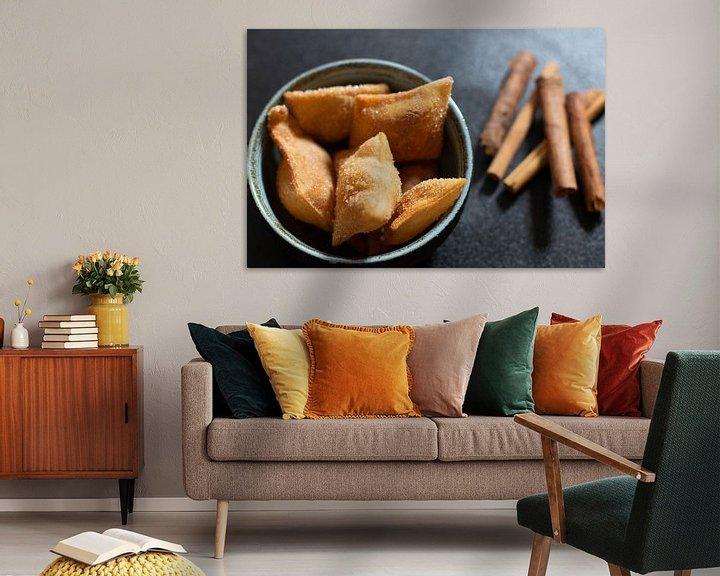 Beispiel: Süße italienische Delikatesse mit Zimt von Annemieke Glutenvrij