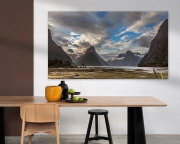 Milford Sound von Paul de Roos