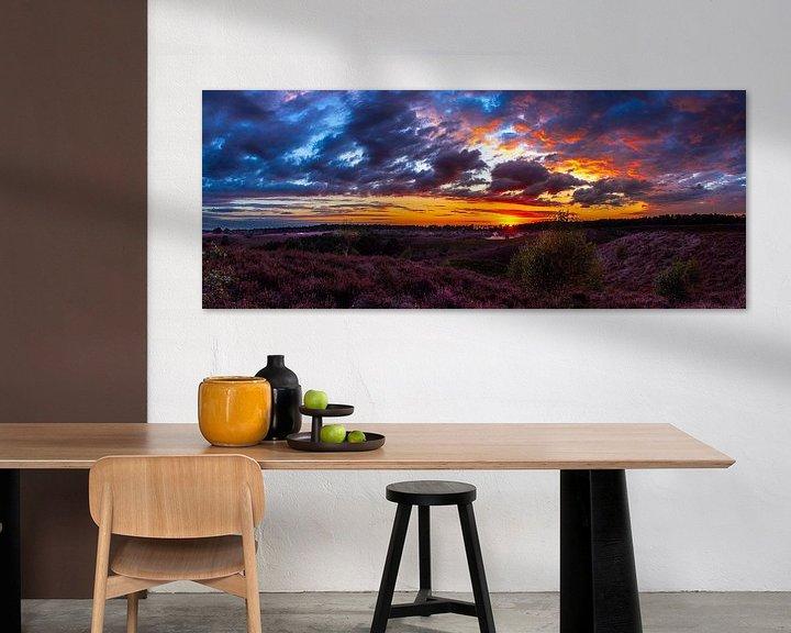 Impression: de Posbank in panorama sur scott van maurik