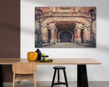 Verlassenes Castello von Frans Nijland