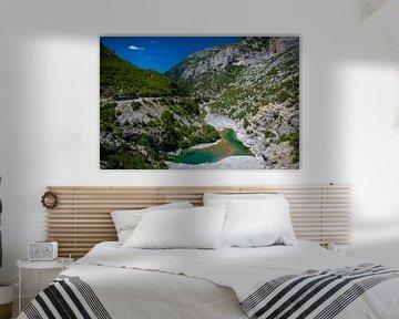 Alpes albanaises sur Antwan Janssen