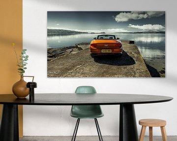 Bentley Continental GTC van Dennis Wierenga