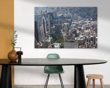 Flatiron Building  (New York City) van Marcel Kerdijk