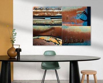 Dodge collage van John Sassen