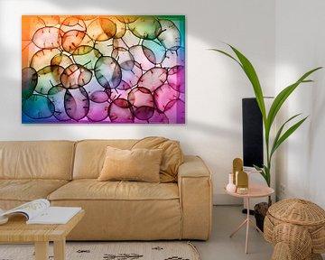 Happy colours van Diane Cruysberghs