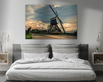 Hollandse Molen van Bert-Jan de Wagenaar