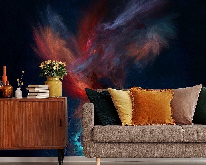 Beispiel fototapete: Fraktale abstrakte Kunst Geist #Fraktale #Abstrakt von JBJart Justyna Jaszke