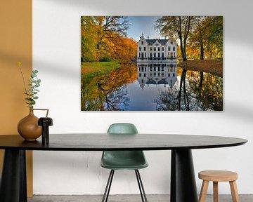 Schloss Staverden im Herbst von Fotografie Ronald