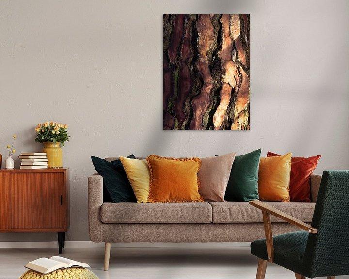 Beispiel: Baumrinde von Martijn Tilroe